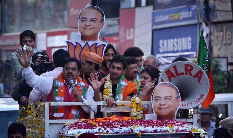 India y las elecciones más grandes de la historia