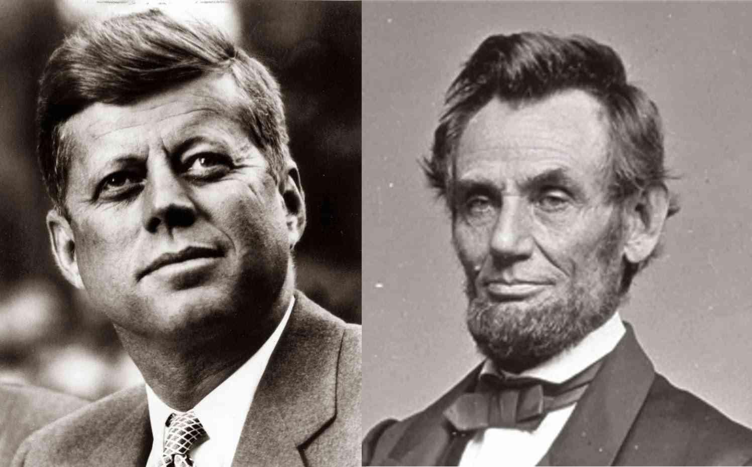 Lincoln y Kennedy
