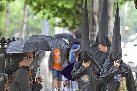 Semana Santa clima España