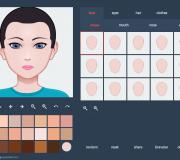 Face.co, tu generador de avatares online