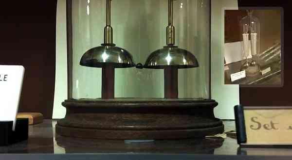 campana electrica